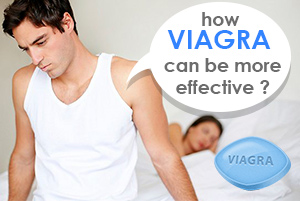 How Viagra can be more effective