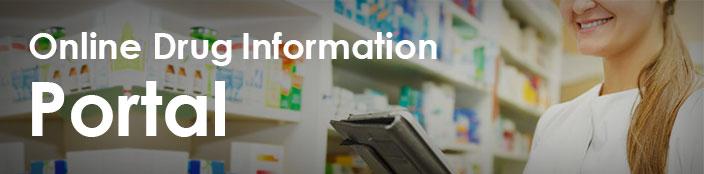 online drug information portal