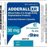 adderall-label