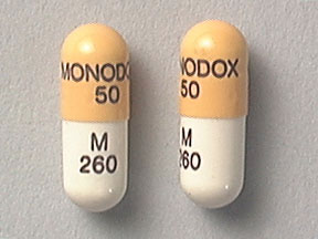 monodox pill