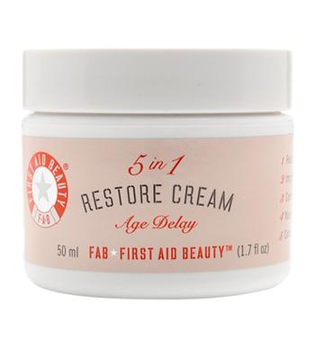 restore cream pack