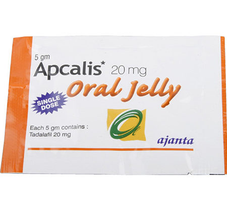 cialis oral jelly label