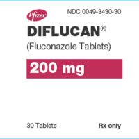 diflucan pill label