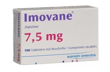 imovane pill box