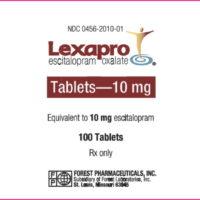 lexapro dosage