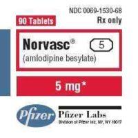 norvasc label