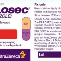 prilosec label
