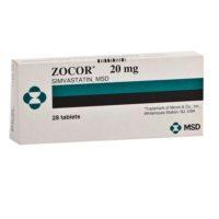 zocor pills box