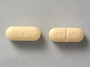 zoloft pill