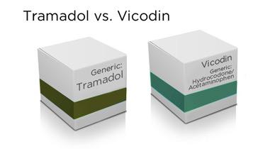 Tramadol Vs Vicodin
