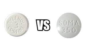 Codeine vs. Soma