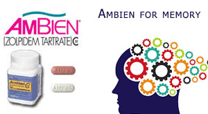 Ambien for memory