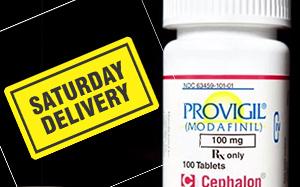 Provigil Saturday Delivery