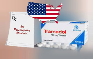 Tramadol without Rx in USA