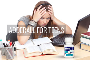 Adderall for teens
