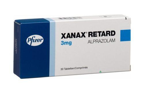 Xanax 3mg for sale