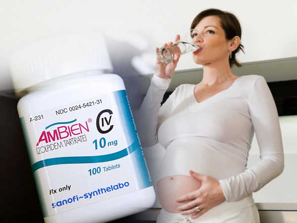 Ambien during pregnancy