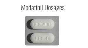 Modafinil Dosages