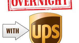 medications overnight with ups