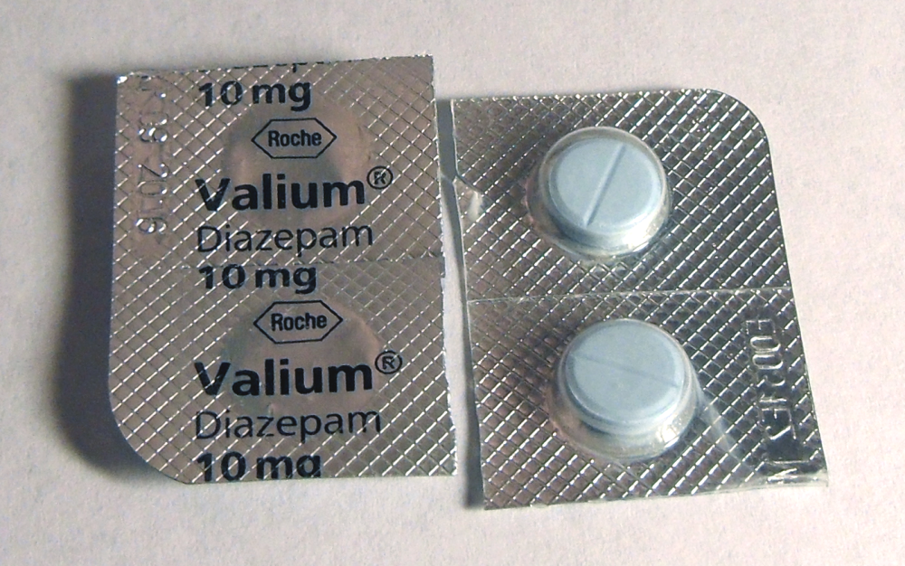 valium side effects