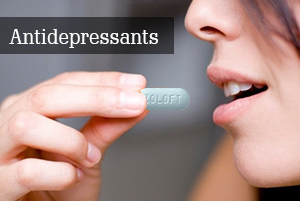 Zoloft - best antidepressants
