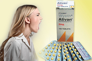 ativan withdrawal symptoms