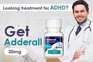 looking treatment for adderall
