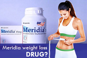 meridia weight loss drug