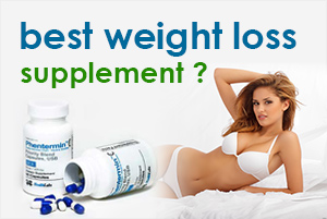 phentermine is the best weight loss supplement
