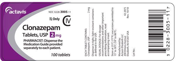 clonazepam 2mg pill
