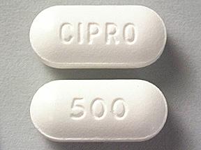 cipro pill