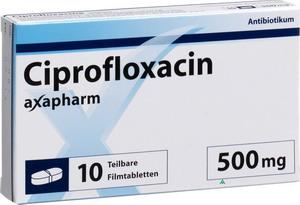 ciprofloxacin 500mg