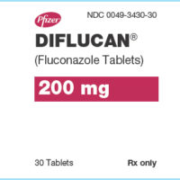 diflucan pill label