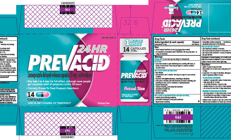 prevacid label