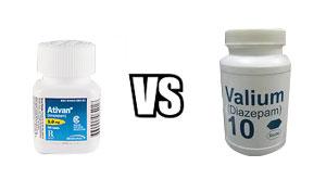 ativan vs valium