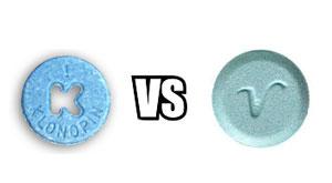Klonopin vs Valium