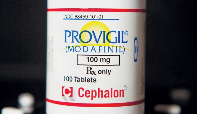 Provigiland dopamine levels