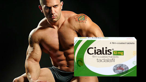 Cialis and body builders