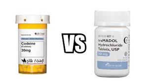 Codeine vs Tramadol