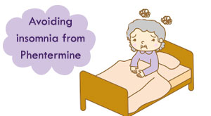 Phentermine and sleep problems