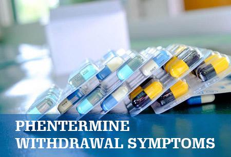Phentermine withdrawal symptoms