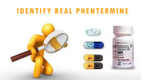 identifying real phentermine