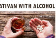 Ativan with Alcohol