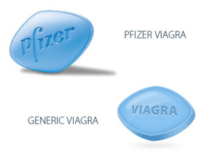 Generic Viagra vs. Pfizer Viagra