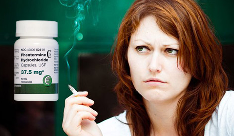 Phentermine-and-Smoking