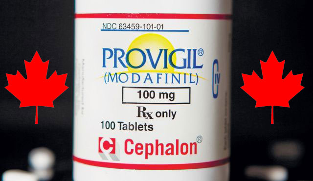 Canadian Provigil