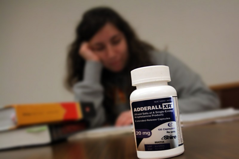 College students Abusing Adderall