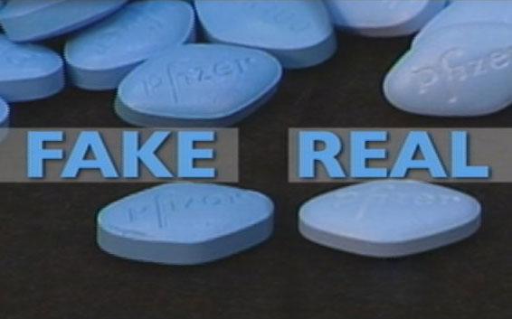 Fake Viagra and Real Viagra
