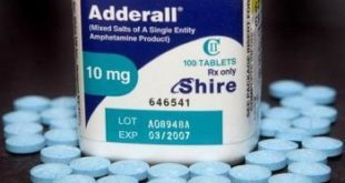 Adderall for young people