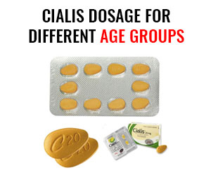 Cialis dosage for different age groups